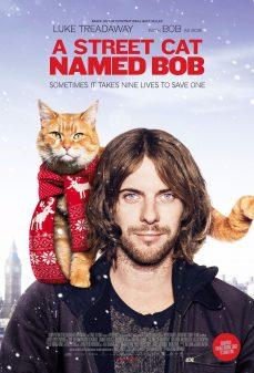 مشاهدة وتحميل فلم A Street Cat Named Bob  اونلاين