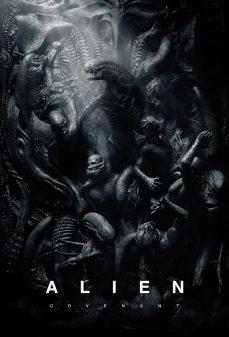 مشاهدة وتحميل فلم Alien: Covenant فضائي: العهد اونلاين