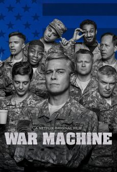 مشاهدة وتحميل فلم War Machine  اونلاين