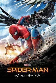 مشاهدة وتحميل فلم Spider-Man: Homecoming الرجل العنكبوت: العودة للوطن اونلاين