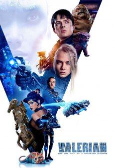 مشاهدة وتحميل فلم Valerian and the City of a Thousand Planets فاليريان ومدينة الألف كوكب اونلاين