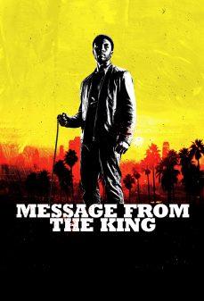 مشاهدة وتحميل فلم Message from the King  اونلاين