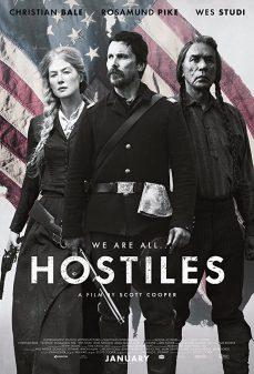 مشاهدة وتحميل فلم Hostiles عدائيون اونلاين