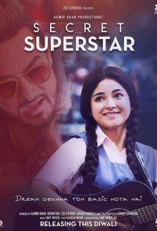 مشاهدة وتحميل فلم Secret Superstar نجم سري اونلاين