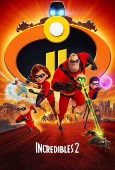مشاهدة وتحميل فلم Incredibles 2 الخارقون 2 اونلاين