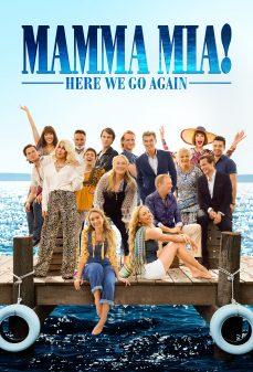 مشاهدة وتحميل فلم Mamma Mia! Here We Go Again ماما ميا: هلم بنا من جديد! اونلاين