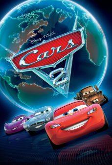 مشاهدة وتحميل فلم Cars 2 سيارات 2 اونلاين