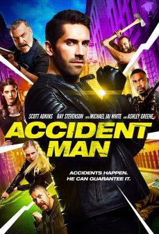 مشاهدة وتحميل فلم Accident Man  اونلاين