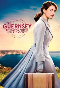 مشاهدة وتحميل فلم The Guernsey Literary And Potato Peel Pie Society جمعية جيرنزي للأدب وفطيرة قشر البطاطا اونلاين