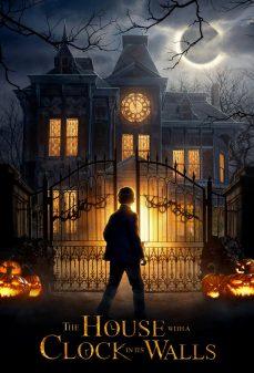 مشاهدة وتحميل فلم The house with a clock in its walls  اونلاين