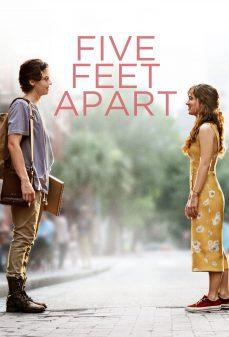 مشاهدة وتحميل فلم Five Feet Apart على بعد خمسة أقدام اونلاين