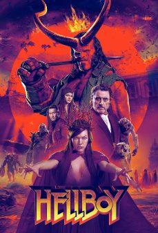 مشاهدة وتحميل فلم Hellboy ابن الجحيم اونلاين