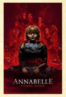 مشاهدة وتحميل فلم Annabelle Comes Home أنابيل تأتي للمنزل اونلاين