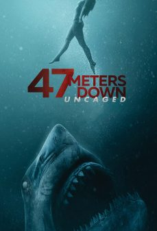 مشاهدة وتحميل فلم 47 Meters Down: Uncaged 47 مترًا لأسفل: متحرر اونلاين