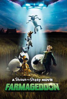 مشاهدة وتحميل فلم A Shaun the Sheep Movie: Farmageddon فيلم الخروف شون: كارثة المزرعة اونلاين