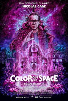مشاهدة وتحميل فلم Color Out of Space لون خارج الفضاء اونلاين