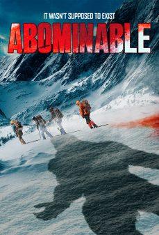 مشاهدة وتحميل فلم Abominable متوحش  اونلاين
