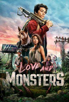 مشاهدة وتحميل فلم Love and Monsters الحب والوحوش اونلاين