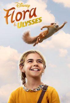 مشاهدة وتحميل فلم Flora & Ulysses فلورا وأوليسيس اونلاين