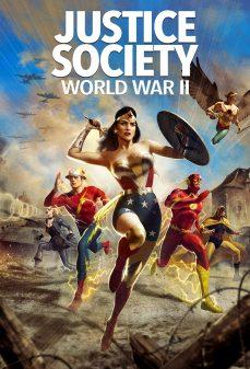 مشاهدة وتحميل فلم Justice Society: World War II الحرب العالمية الثانية اونلاين