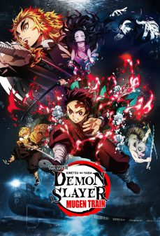 مشاهدة وتحميل فلم Demon Slayer: Mugen Train  اونلاين