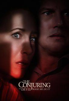 مشاهدة وتحميل فلم The Conjuring: The Devil Made Me Do It الشعوذة: الشيطان أجبرني على فعلها اونلاين