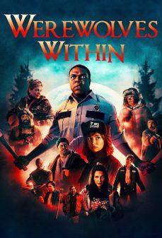 مشاهدة وتحميل فلم Werewolves Within المستذئبون في الداخل اونلاين