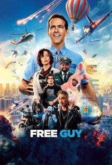 مشاهدة وتحميل فلم Free Guy شاب حر اونلاين