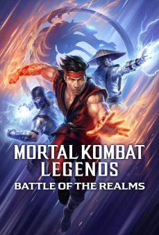 مشاهدة وتحميل فلم Mortal Kombat Legends: Battle of the Realms أساطير مورتال كومبات: معركة العوالم اونلاين